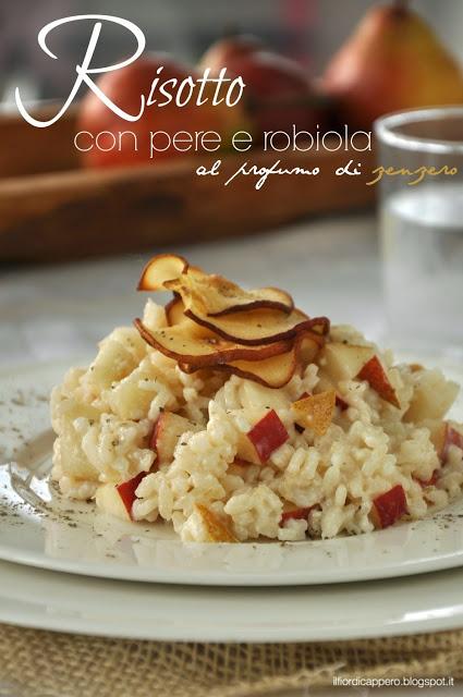 risotto-pere-robiola-zenzero-fdc