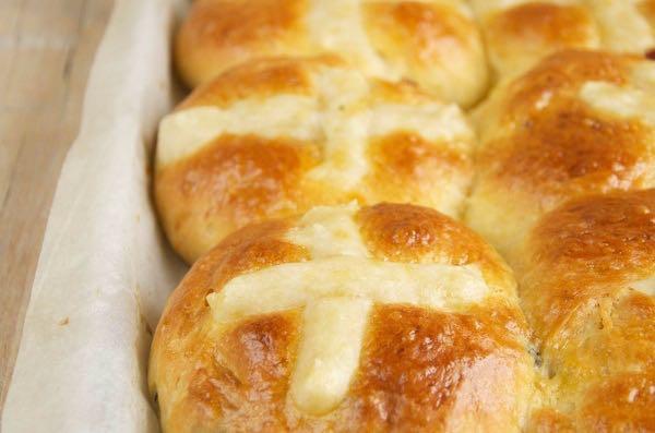 hot cross buns-pasqua