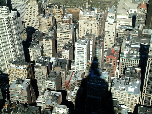 vista da empire state building