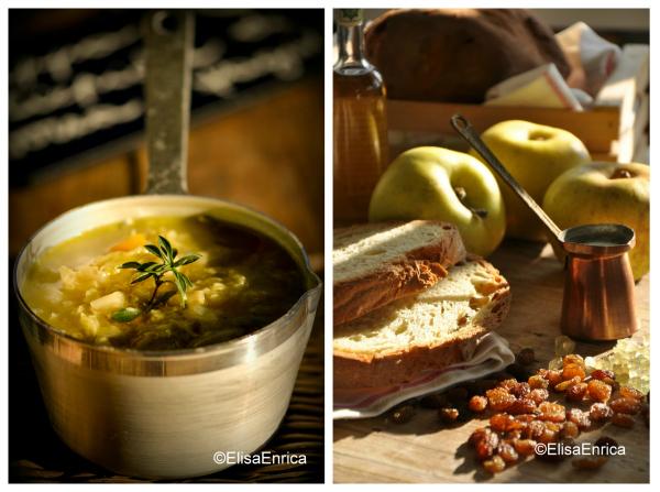 comfort food zuppa e dolci