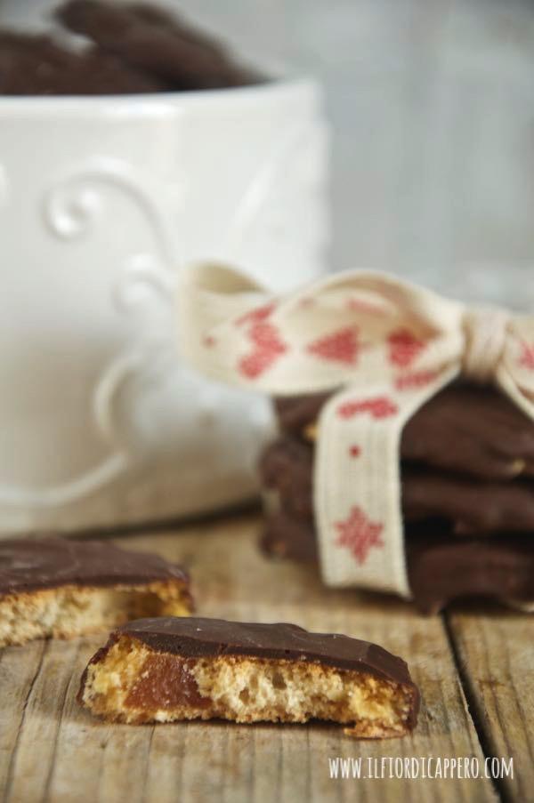 Biscotti Di Natale Tedeschi Ricetta.Lebkuchen I Biscotti Del Natale Con Recake Il Fior Di Cappero