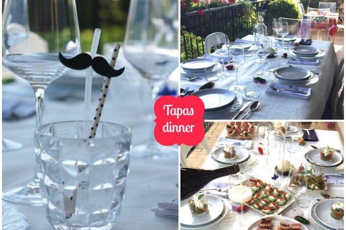 tapas dinner