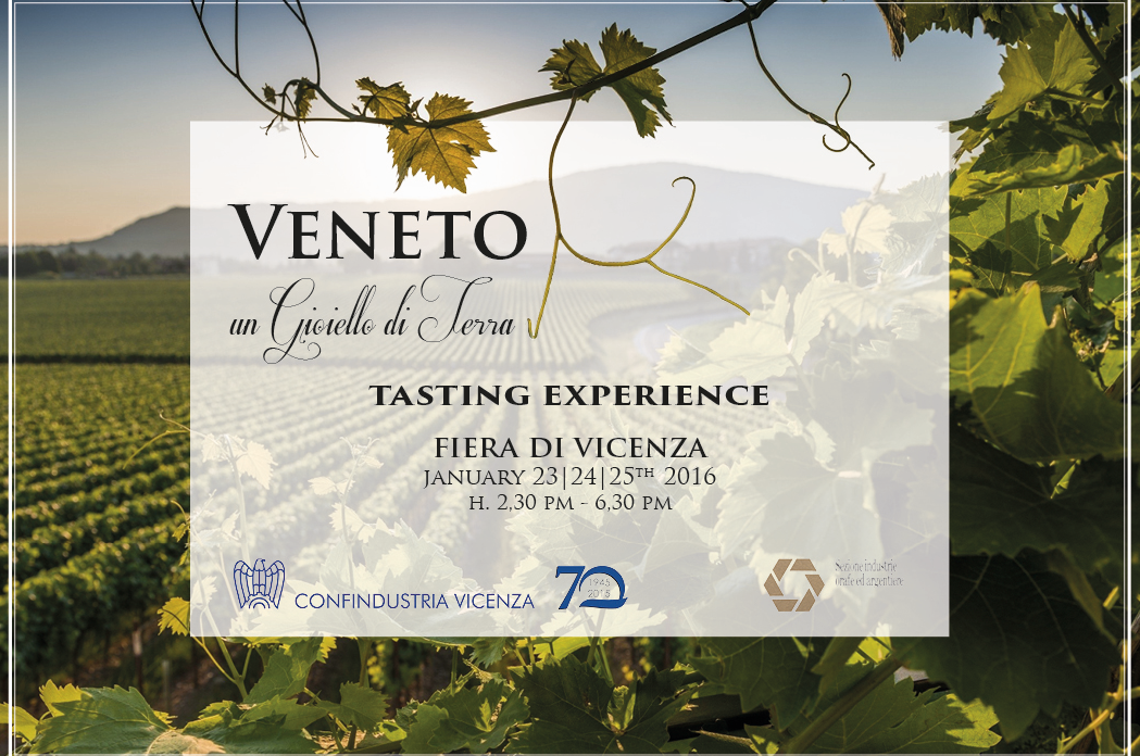 Veneto tasting vicenzaoro