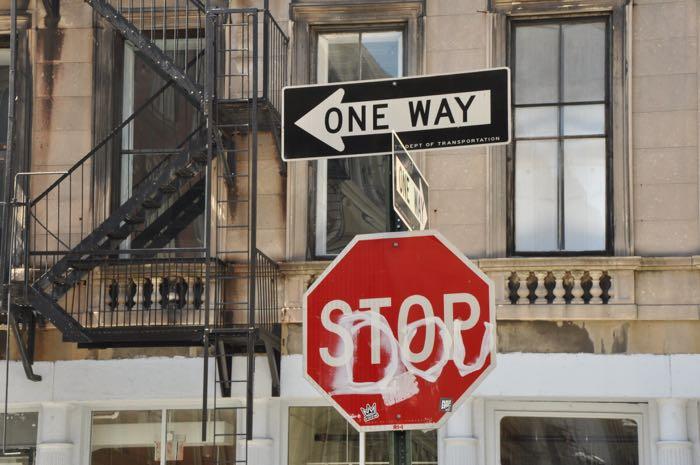 stop an go