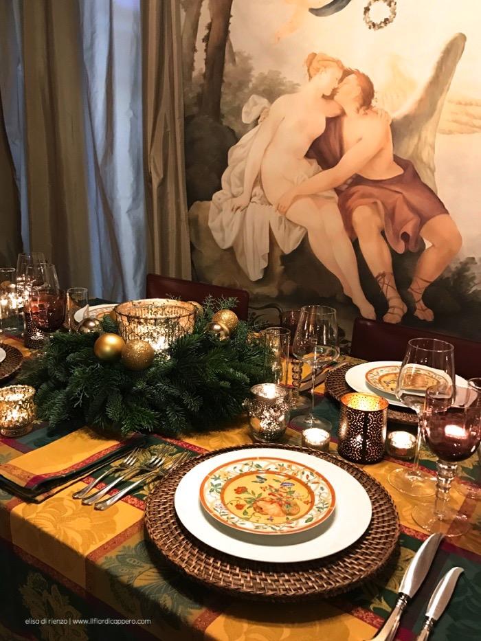 Vigilia di Natale: mise en place