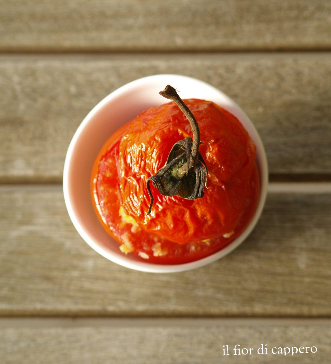pomodoro al gratin