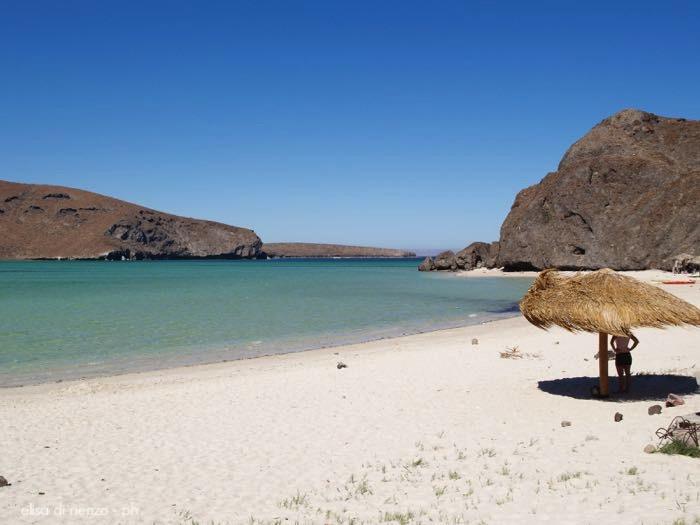 bassa california-playa balandra
