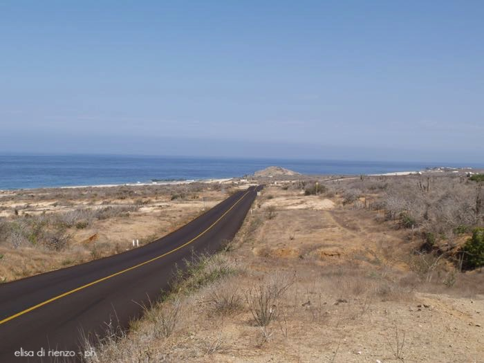 bassa california -cabo san luca