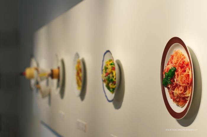 evoluzione dei piatti