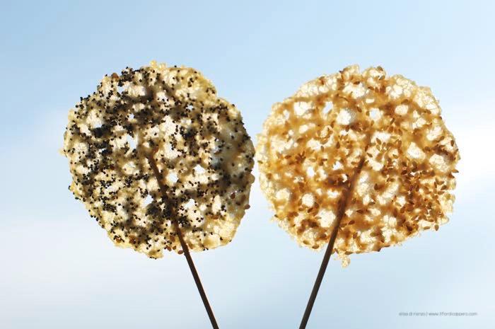 parmesan lollipops