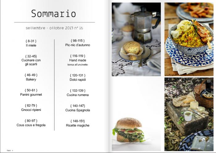sommario taste & more
