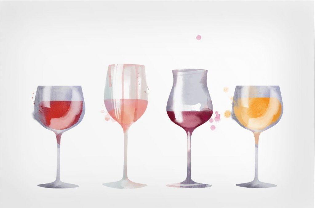 Posizione Bicchieri In Tavola.Come Si Mettono I Bicchieri A Tavola Il Fior Di Cappero