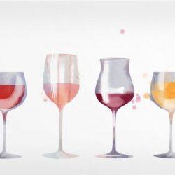 Come si mettono i bicchieri a tavola?