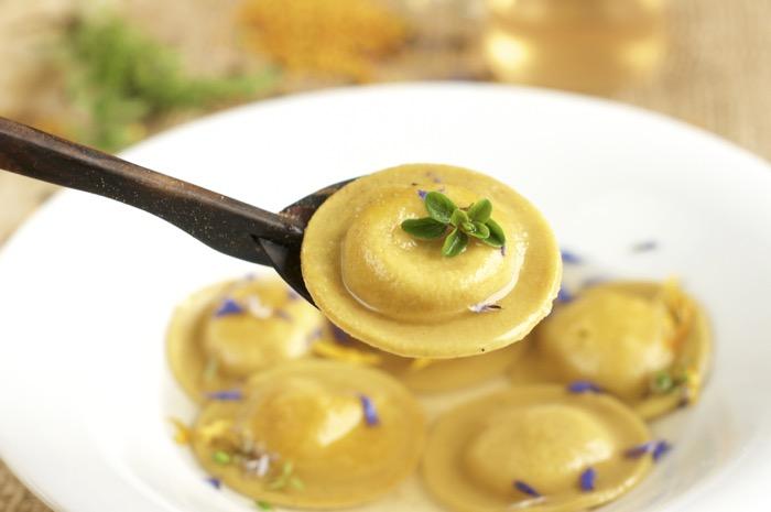 pasta fresca al miele
