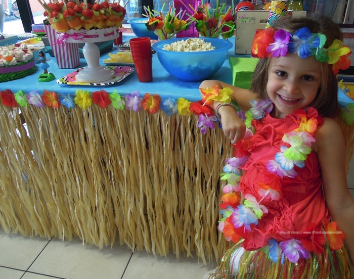 Preferenza Hawaiian Party | il fior di cappero JQ15