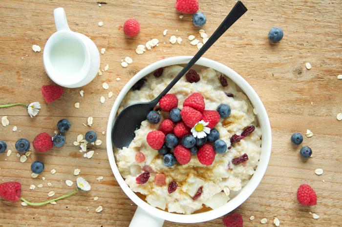Come fare il porridge, per una sana colazione