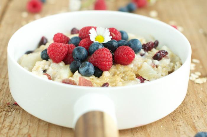 porridge di avena