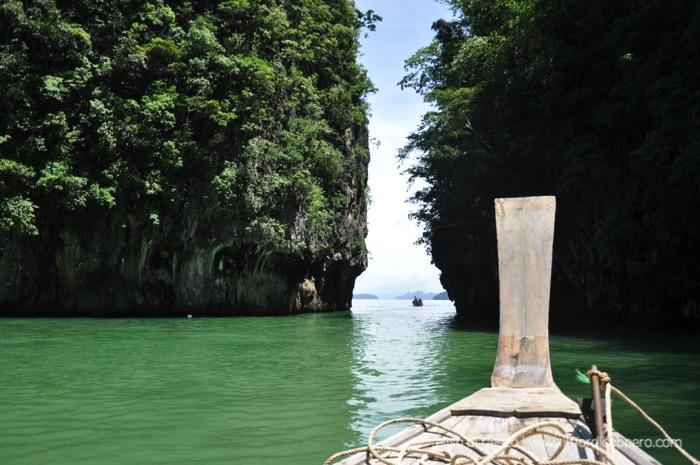 Ko Hong lagoon