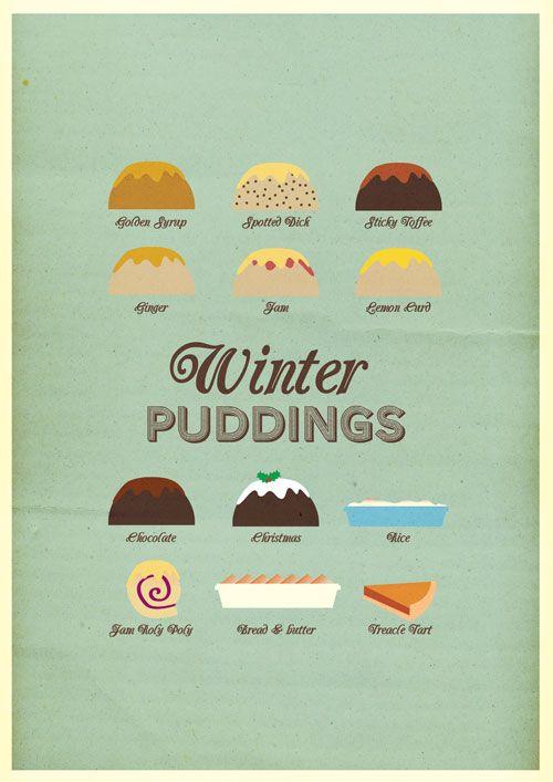 winter pudding