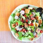 Fattoush, insalata araba