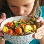 Curry di verdure, il Kath Katha
