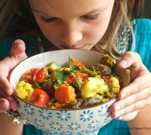 curry-verdure