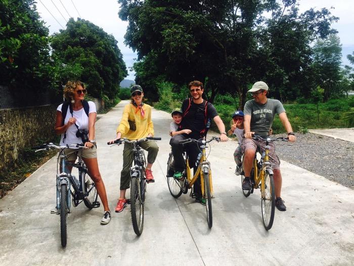 vietnam in bici