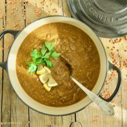 Mercimek Çorbasi, la zuppa di lenticchie turca