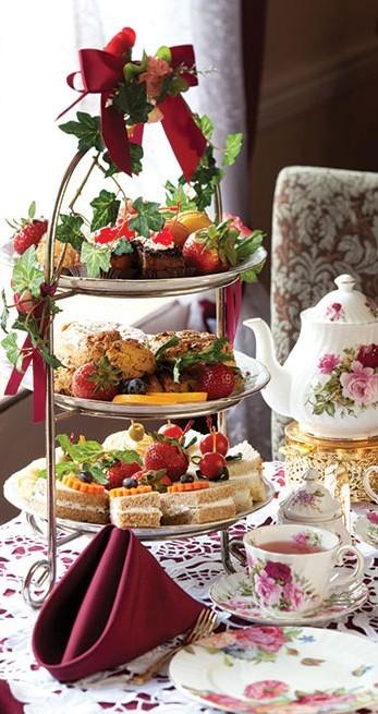 tavola tea party