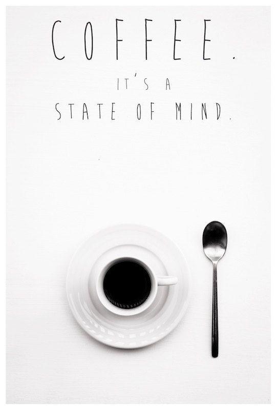 come si beve il caffè