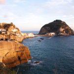 Il golfo di Napoli in primavera