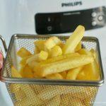 Le patatine fritte con la friggitrice ad aria sono croccanti?