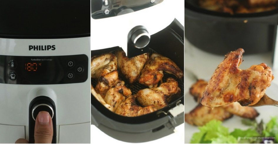 pollo fritto airfryer