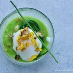 L'uovo pochè e la cipolla egiziana dalla Liguria
