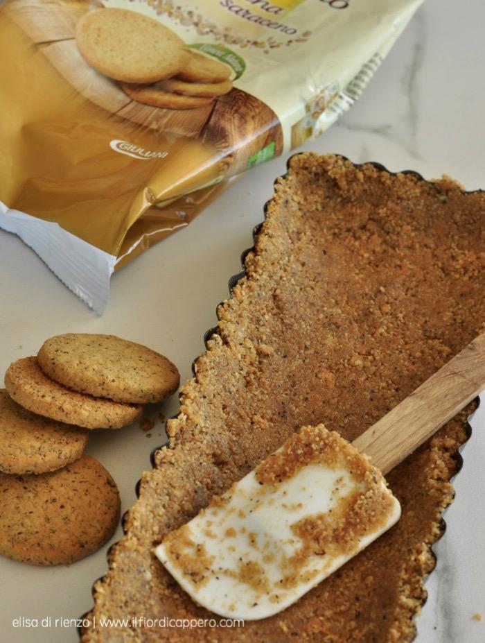 Crostata senza glutine