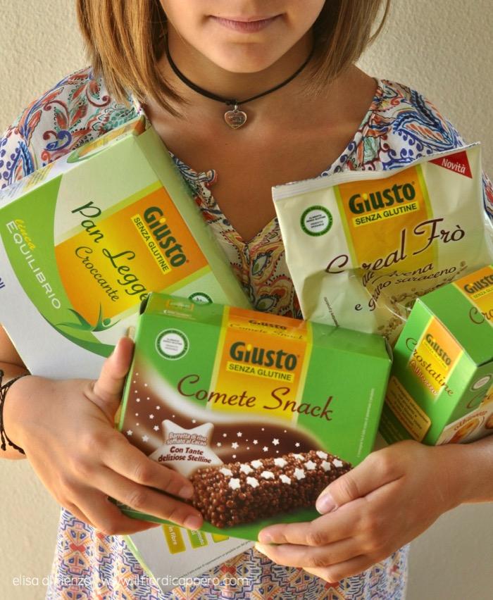 prodotti senza glutine giusto giuliani