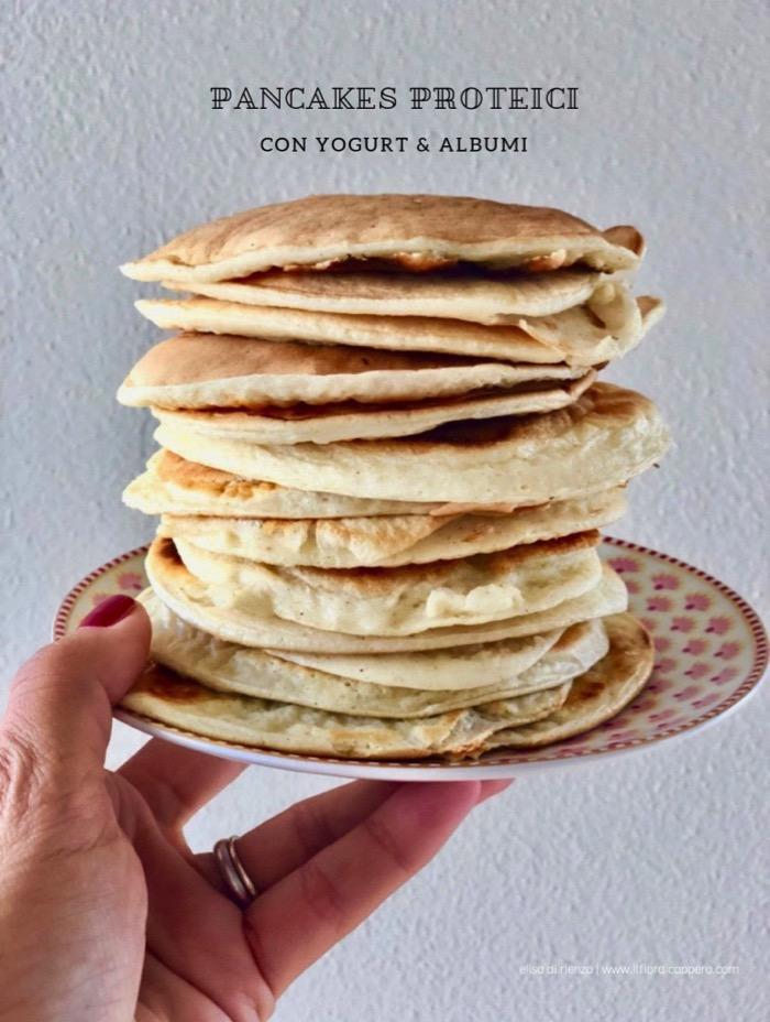 pancakes proteic