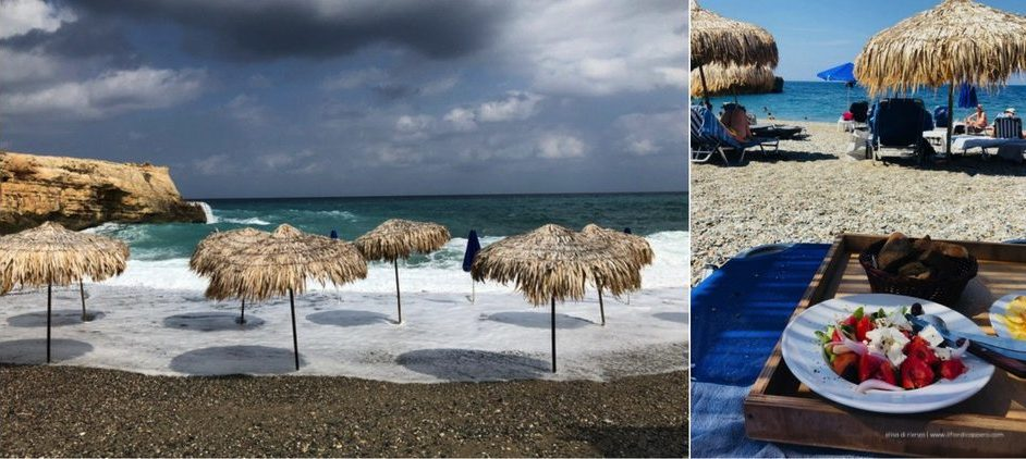 spiaggia spilies creta