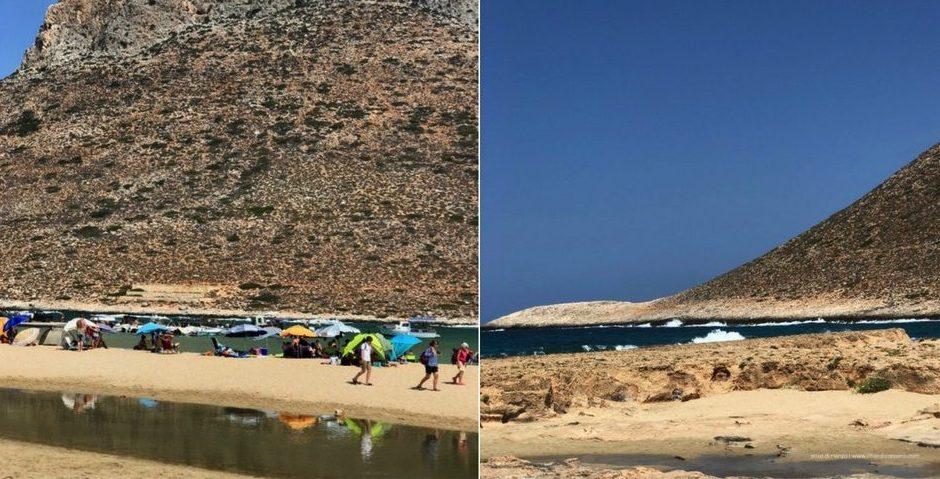 spiaggia stavros creta
