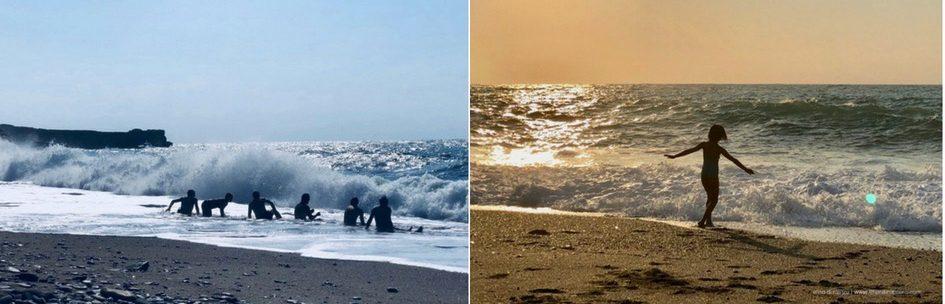 spiaggia Geropotamos creta