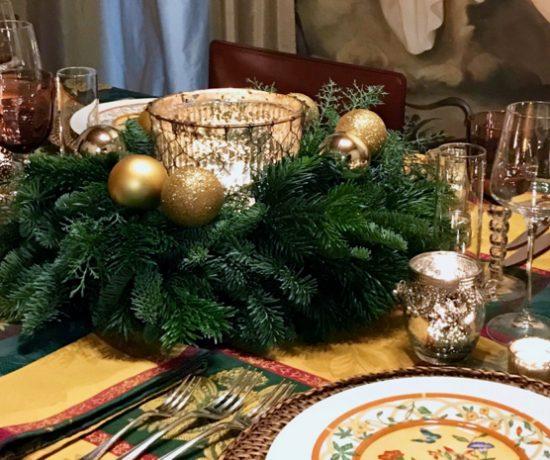 tavola dlle feste