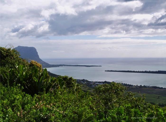 penisola di Le Morne