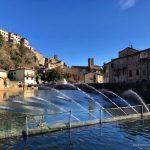 Il borgo di Santa Fiora, nel cuore della Maremma