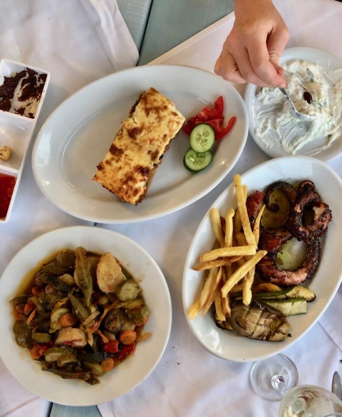 taverna Panormos