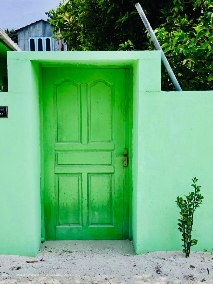 maldive isola Huraa