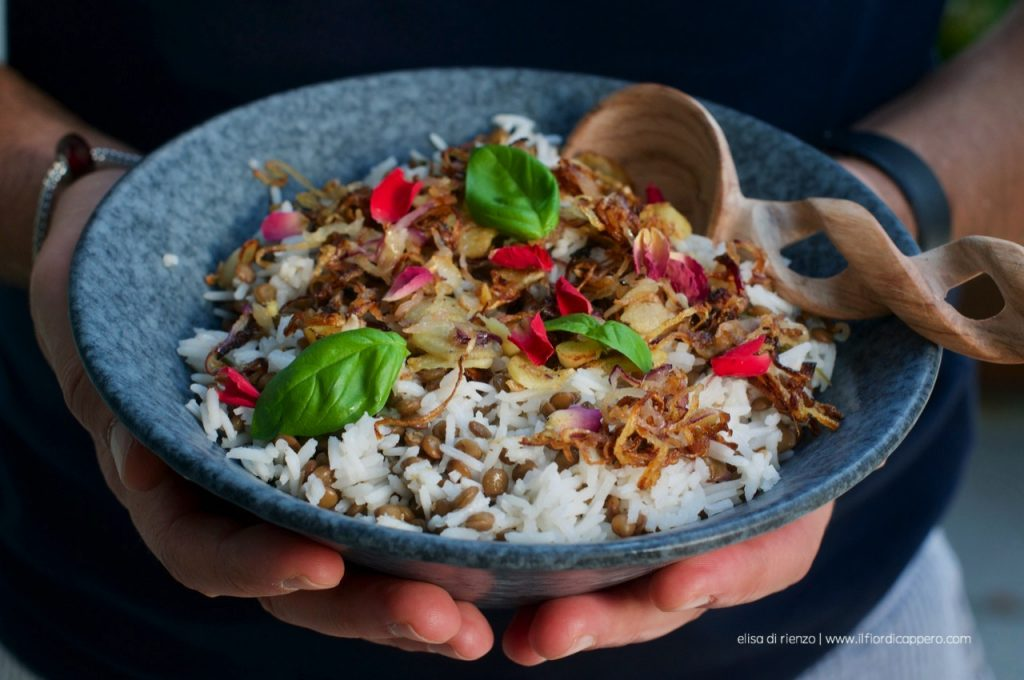 riso speziato