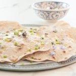 Chapati, il pane indiano, senza lievito