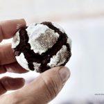 Crinkle cookies, i biscotti dal cuore morbido
