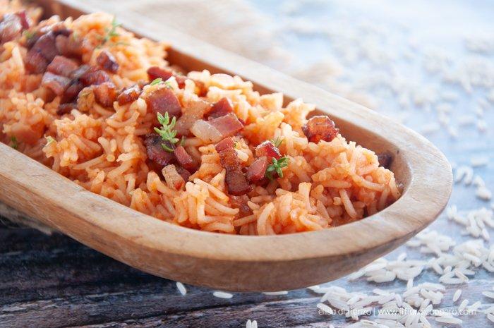foto del Red Rice, il riso rosso