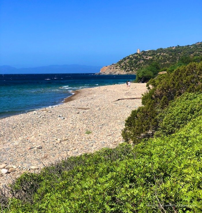 spiaggia is canaleddus